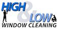 High and Low Window Cleaning